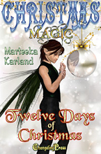 Twelve Days of Chrstimas -- Marteeka Karland
