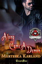 Shadow Demons: Along Came A Demon - Marteeka Karland
